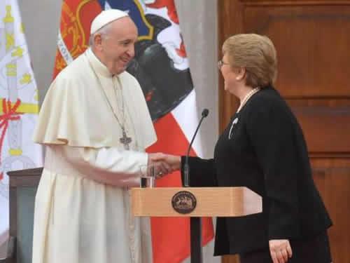 Papa Francisco pede perdão por pedofilia no Chile