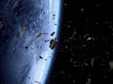 É assim que China planeja eliminar lixo espacial