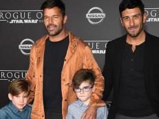 Ricky Martin entrega como explica aos filhos que eles têm dois pais