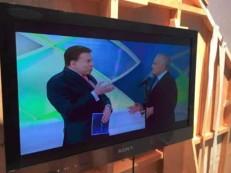 Temer defende reforma no Programa Silvio Santos