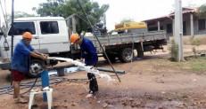 Poços são instalados em comunidades rurais de Juazeiro do Norte