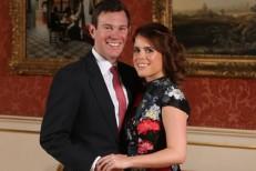 Princesa Eugenie, filha do príncipe Andrew, anuncia noivado no Reino Unido