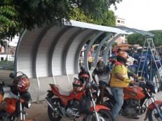 Mototaxistas de Juazeiro do Norte terão ponto fixo moderno e