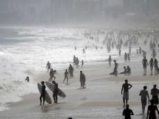 Rio tem altas temperaturas e sensação térmica recorde no ano: 45,7°C