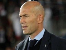 Zidane diz que se sente
