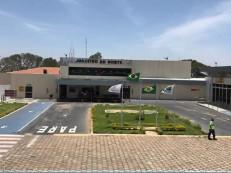 Eunício e Camilo Santana assinam hoje ordem de serviço para reforma da pista do Aeroporto Regional do Cariri