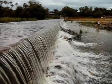 Aporte de água das chuvas chega a 98 reservatórios no Ceará