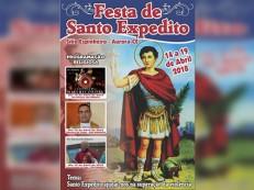 Comunidade do sítio Espinheiro de Aurora se prepara para participar da festa de Santo Expedito