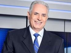 Waack revela acordo judicial com a Globo para não comentar demissão