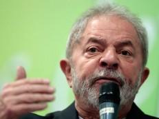 PT fixa cartazes em campanha contra prisão de Lula