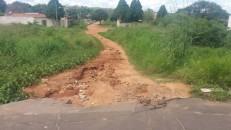 No Parque Bulandeira moradores clamam por reparos na infraestrutura