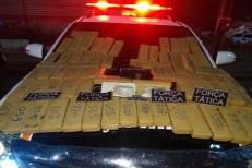 Caminhoneiro é preso por transportar 52 quilos de droga do Rio Grande do Norte para o Ceará