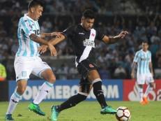 Racing goleia e complica o Vasco na Libertadores