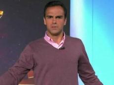 Tadeu Schmidt lamenta perder apresentação das filhas na escola