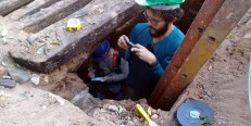 Compartimento no subsolo de Juazeiro do Norte pode ser uma fossa séptica
