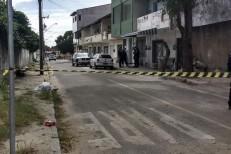 Dois suspeitos de cometer série de assaltos no Eusébio são assassinados a tiros