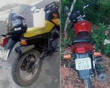 Cinco veículos levados de seus donos em Juazeiro, Barbalha e Missão Velha e três recuperados