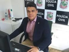 Paraibano assume delegacia regional de polícia civil de Icó