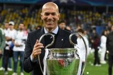 Zidane é o novo reforço da Juventus, diz jornal