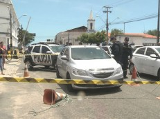 Motorista de aplicativo é assassinado após discussão no trânsito em Fortaleza