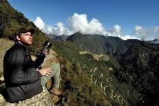 A travessia de Augusto Pessoa entre Machu Pichu e Juazeiro