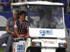 Fluminense define médico, e Pedro vai operar o joelho nesta sexta-feira