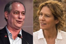 Patricia Pillar desmente ter sido agredida por Ciro e alfineta Bolsonaro