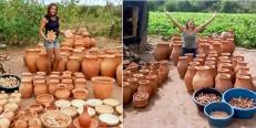 Talento, criatividade e tradição pelas mãos de artesã, em Missão Velha