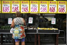 Mercado aumenta previsão da inflação no ano para 4,28%