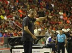 Eduardo Baptista pede demissão e deixa o Sport
