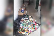 Três pessoas da mesma família são presas vendendo 25 mil remédios em feira