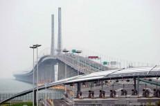 China inaugura maior ponte marítima do mundo entre Hong Kong e Macau