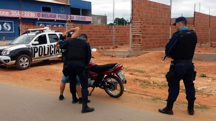 Polícia de Missão Velha amplia abordagens em nome da segurança pública