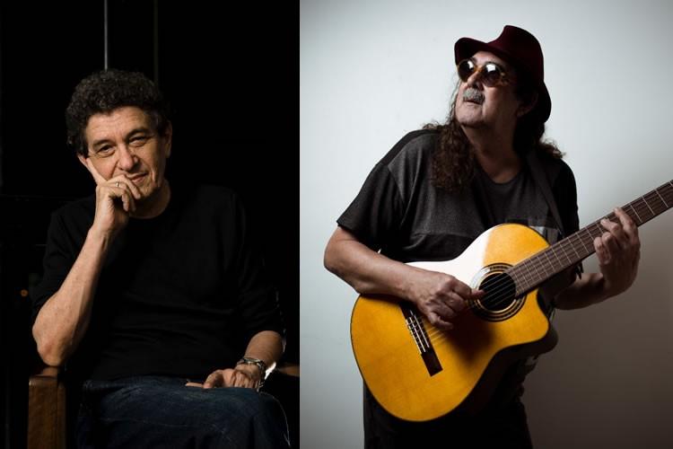 Moraes Moreira e Fausto Nilo encerram Mostra Sesc de Culturas dia 28 de julho