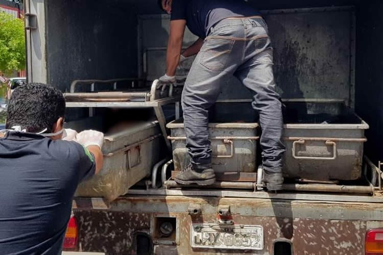 Fim de semana no Cariri com quatro mortes, incluindo duas em acidentes e homicídio