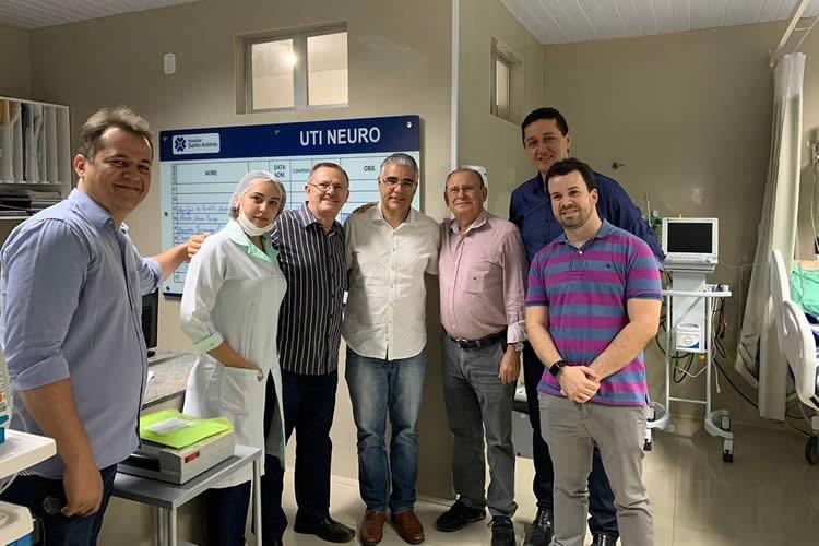 Políticos do Cariri e do Ceará buscam verbas para Hospital do Coração, em Barbalha