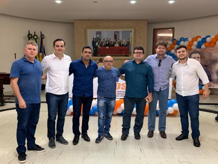 PROS lança Francisco Fabiano em Juazeiro do Norte