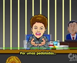 Dilma no Senado | Par�dia Chico Buarque - Folhetim