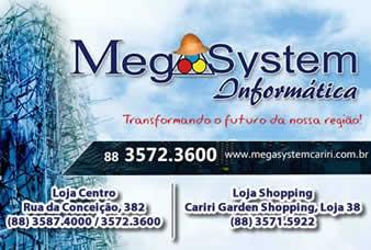 MegaSystem Inform�tica