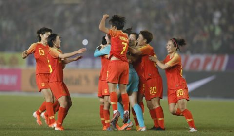 Resultado de imagem para Torneio de futebol Internacional feminino na China 2019