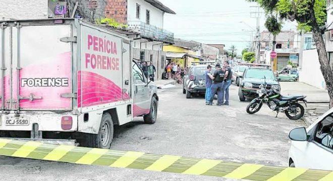 Março deste ano é 80% mais violento do que igual mês de 2019 no Ceará
