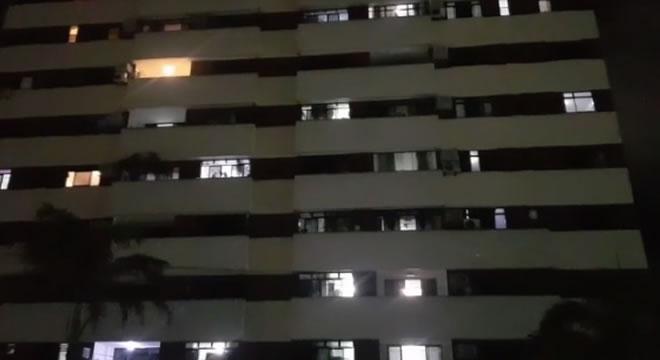 Fortaleza tem panelaços durante pronunciamento de Jair Bolsonaro na TV
