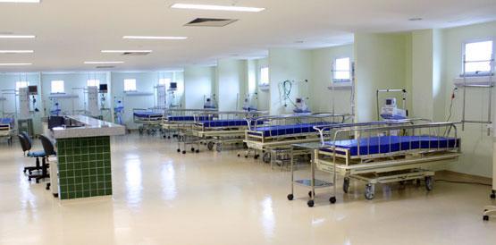 Interior do Ceará irá receber 150 leitos em hospitais regionais para o coronavírus