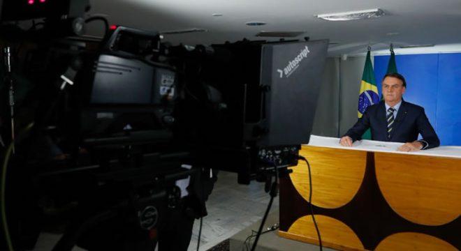 Parlamentares se dizem perplexos e chamam Bolsonaro de irresponsável após pronunciamento