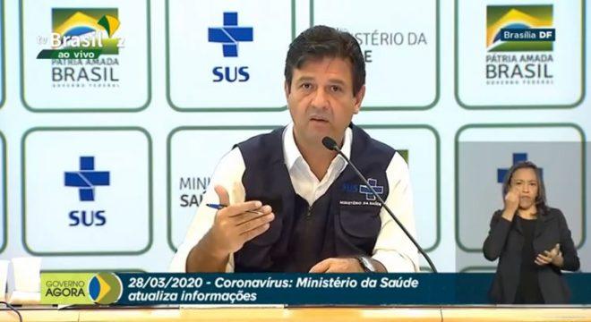 Brasil registra 111 mortes e 3.904 casos de coronavírus