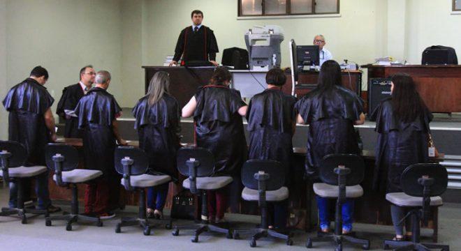 Sessões do Tribunal do Júri em Juazeiro seguem paradas por causa do coronavírus