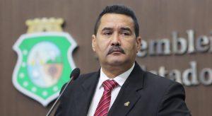 Moisés Braz é o sexto deputado estadual do Ceará diagnosticado com coronavírus