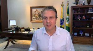 Governo do Ceará vai doar 200 mil botijões de gás a famílias de baixa renda, diz Camilo
