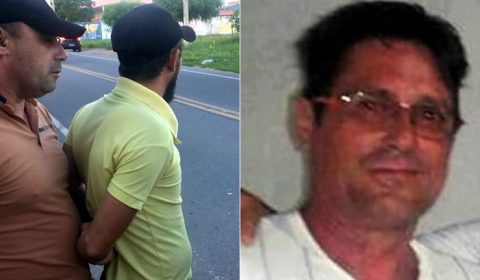 Preso em Juazeiro acusado de matar cabeleireiro em Tarrafas a golpes de faca