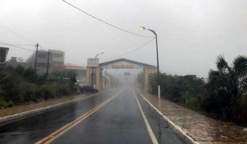 Chove em mais de 70 cidades cearenses nas últimas 24 horas